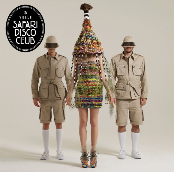 Yelle Releases Safari Disco Club